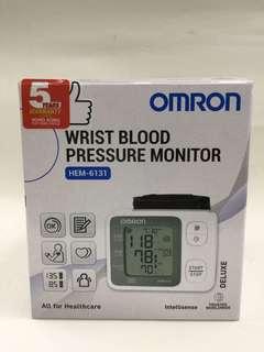 Omron HEM-6131 手腕式電子血壓計