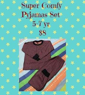 Pyjama Set 5-7 years