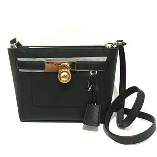 MK Hamilton Crossbody Black