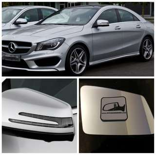 Mercedes Benz A B C E CLS CLA GLA GLK side mirror all models