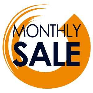 SALE still ongoing!!