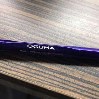 🚚 OGUMA完美描繪持色眉筆(浪漫榛果棕)
