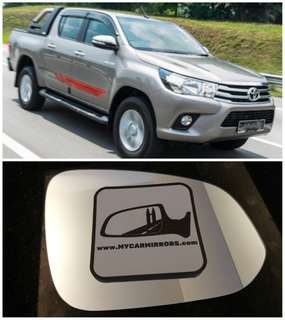 Toyota Hilux side mirror all models