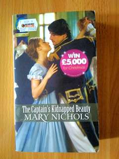 The captain's kidnapped beauty