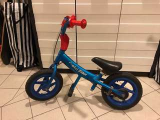 Balance Bicycle for 3-4 year old