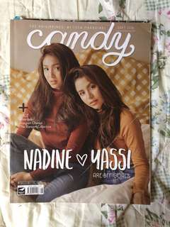 Candy Magazine (Nadine and Yassi)