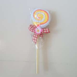 Lollipop Candy Towel