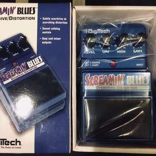 Digitech screaming blues