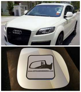 Audi Q5 Q7 side mirror all models of Audi A series and Q series