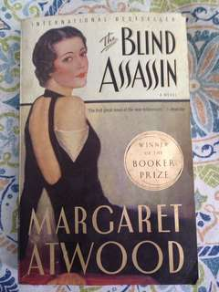 Margaret Atwood - The Blind Assassin
