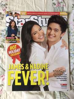 Star Studio Magazine (JaDine)