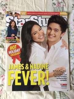 Star Studio Magazine (JaDine)