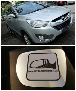 Hyundai Tucson side mirror all models
