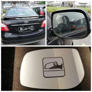 Toyota Vios side mirror all models