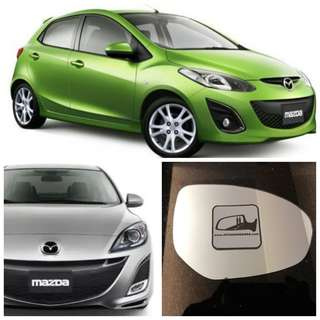Mazda 2 3 6 side mirror all models