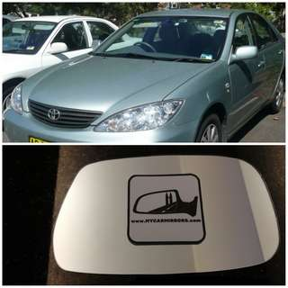 Toyota Camry Altise side mirror all models