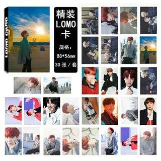 BTS Lomo Card Set