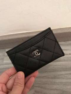 Clearance Chanel Card holder
