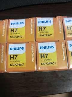 Philips h7 light bulb