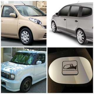 Nissan Cube Livina Grand Livina Micra side mirror all models