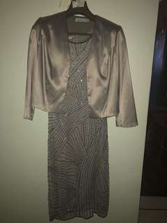 Women's evening outfit size 10 Noni B