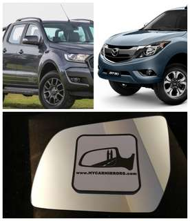 Ford Ranger Mazda BT-50 side mirror all models