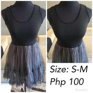Stretchable tutu dress