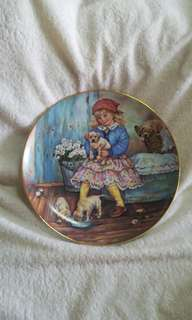 "Vintage The Leonardo Collection ""Little Rascals"" by Christine Haworth"