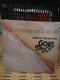 The Average Disco Band