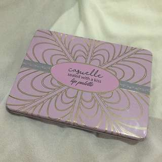 MARKED DOWN - Casuelle Lip Palette (brand from Beauty Bar)