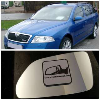 Skoda Fabia Octavia side mirror all models