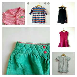 Branded clothing for babies