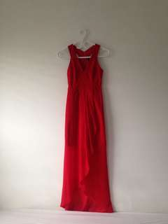 ❗️Ever New Melbourne long red dress
