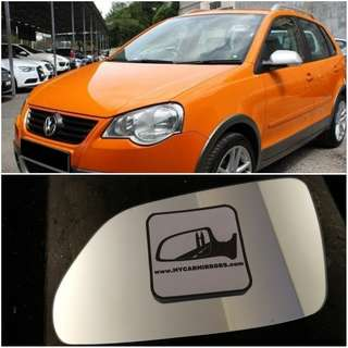 Volkswagen Polo GTI Match side mirror all models