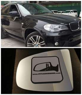 BMW X5 side mirror all models and series