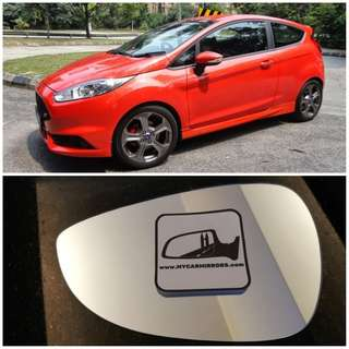 Ford Fiesta side mirror all models
