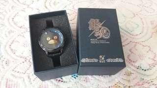銀魂迷注意!限量版銀魂電子手錶