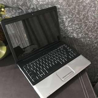 6GB RAM Compaq Presario CQ40 Laptop