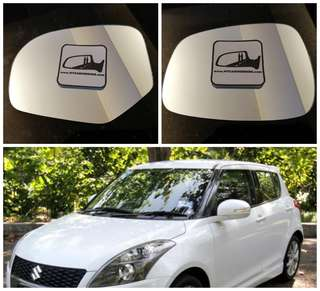 Suzuki Swift side mirror all series and models