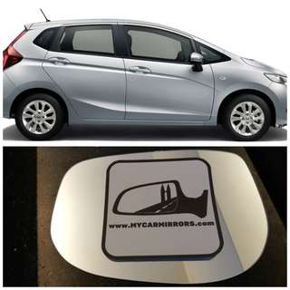 Honda Jazz side mirror all models and series