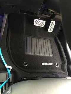 3D Maxpider car mat - Honda Vezel/HRV Hybrid
