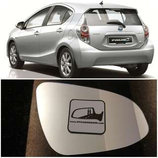 Toyota Prius C side mirror all models