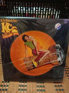 KC and Sunshine Band - Do you wanna go party? (Vinyl, LP)