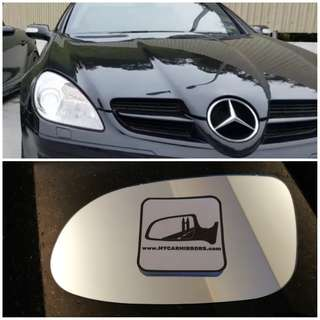 Mercedes Benz SLK series side mirror all models
