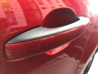 Renault megane gt handle dechrome