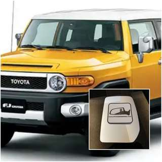 Toyota FJ Cruiser side mirror all models