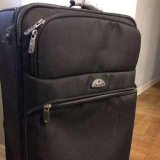 🚚 Samsonite 商務 登機 行李箱 出國 20吋