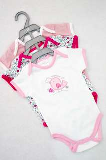 Baby Romper floral