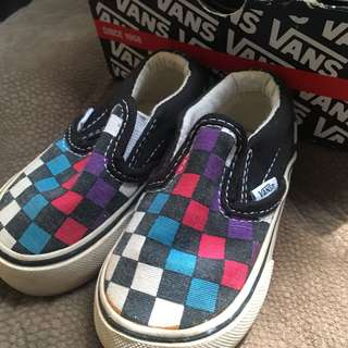 cffc9f7bfe VANS slip on for baby toddler