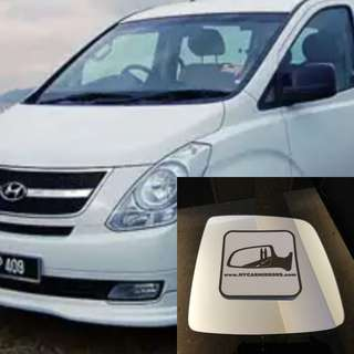 Hyundai Starex iLoad iMax side mirror all models